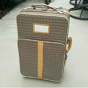 Genuine Coach Carry On
